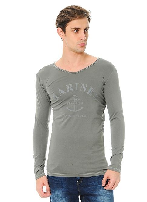 YBM Sweatshirt Gri